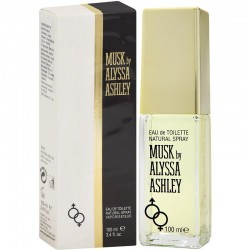 Kaufen Sie Alyssa Ashley Musk Damenparfüm Eau de Toilette EDT 100 ml