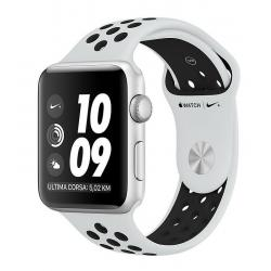 Apple Watch Nike+ Series 3 GPS 42MM Silver cod. MQL32QL/A