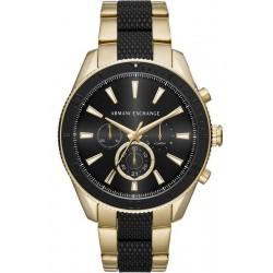 Armani Exchange Herrenuhr Enzo AX1814 Chronograph