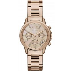 Kaufen Sie Armani Exchange Damenuhr Lady Banks AX4326 Chronograph