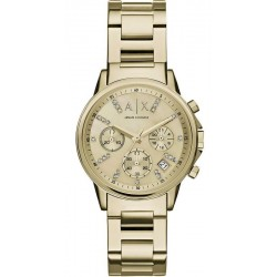 Kaufen Sie Armani Exchange Damenuhr Lady Banks AX4327 Chronograph