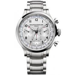 Kaufen Sie Baume & Mercier Herrenuhr Capeland 10064 Automatik Chronograph
