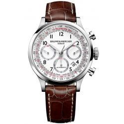 Kaufen Sie Baume & Mercier Herrenuhr Capeland 10082 Automatik Chronograph