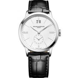 Kaufen Sie Baume & Mercier Herrenuhr Classima 10218 Dual Time Quartz