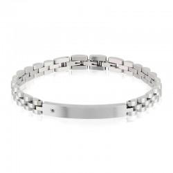Breil Herrenarmband Black Diamond TJ2399