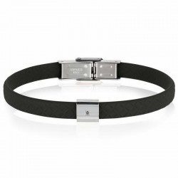 Breil Herrenarmband Black Diamond TJ2401