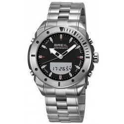 Breil Herrenuhr Sportside Performance TW1122 Quarz Multifunktions