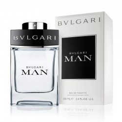 Bulgari Man Herrenparfüm Eau de Toilette EDT Vapo 100 ml