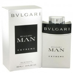 Bulgari Man Extreme Herrenparfüm Eau de Toilette EDT Vapo 100 ml