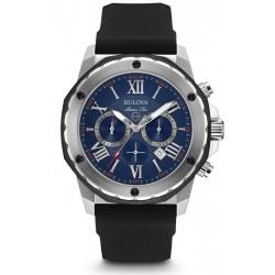 Kaufen Sie Bulova Herrenuhr Marine Star 98B258 Quarz Chronograph