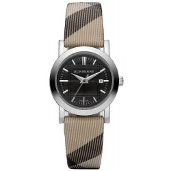 Kaufen Sie Burberry Damenuhr The City Nova Check BU1773