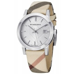 Kaufen Sie Burberry Damenuhr The City Nova Check BU9113