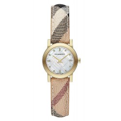 Kaufen Sie Burberry Damenuhr The City BU9226 Diamanten