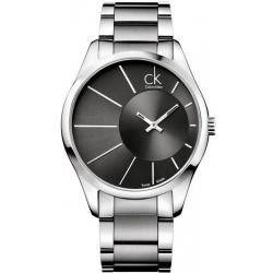 Kaufen Sie Calvin Klein Herrenuhr Deluxe K0S21108