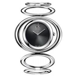 Kaufen Sie Calvin Klein Damenuhr Graceful K1P23102