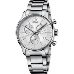 Kaufen Sie Calvin Klein Herrenuhr City K2G27146 Chronograph