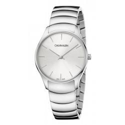 Calvin Klein Damenuhr Classic Too K4D22146