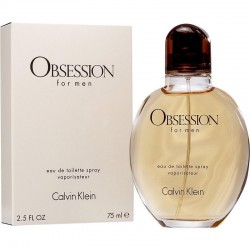 Kaufen Sie Calvin Klein Obsession For Men Herrenparfüm Eau de Toilette EDT 75 ml