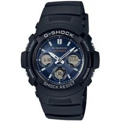 Kaufen Sie Casio G-Shock Herrenuhr AWG-M100SB-2AER Multifunktions Ana-Digi