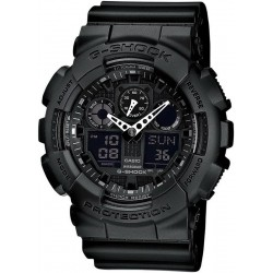 Kaufen Sie Casio G-Shock Herrenuhr GA-100-1A1ER Multifunktions Ana-Digi