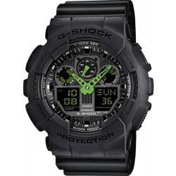 Kaufen Sie Casio G-Shock Herrenuhr GA-100C-1A3ER Multifunktions Ana-Digi