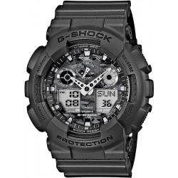 Kaufen Sie Casio G-Shock Herrenuhr GA-100CF-8AER Multifunktions Ana-Digi