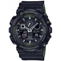 Kaufen Sie Casio G-Shock Herrenuhr GA-100L-1AER Multifunktions Ana-Digi