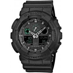 Kaufen Sie Casio G-Shock Herrenuhr GA-100MB-1AER Multifunktions Ana-Digi