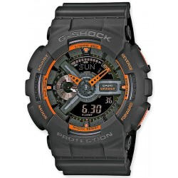 Kaufen Sie Casio G-Shock Herrenuhr GA-110TS-1A4ER Multifunktions Ana-Digi