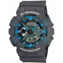 Casio G-Shock Herrenuhr GA-110TS-8A2ER Multifunktions Ana-Digi