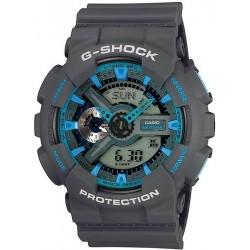Kaufen Sie Casio G-Shock Herrenuhr GA-110TS-8A2ER Multifunktions Ana-Digi