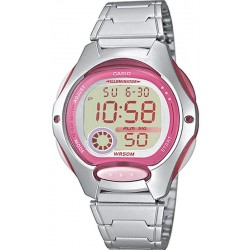 Casio Collection Damenuhr LW-200D-4AVEF
