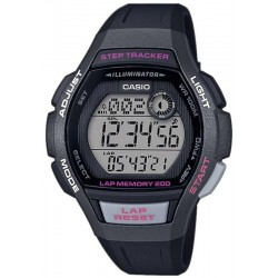 Casio Collection Damenuhr LWS-2000H-1AVEF