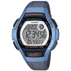 Casio Collection Damenuhr LWS-2000H-2AVEF