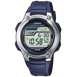Casio Collection Herrenuhr W-212H-2AVES Multifunktions Digital