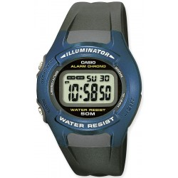 Casio Collection Herrenuhr W-43H-1AVES Multifunktions Digital
