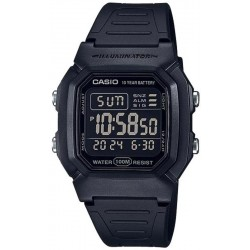 Casio Collection Herrenuhr W-800H-1BVES