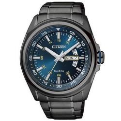 Citizen Herrenuhr Sport Eco-Drive AW0024-58L
