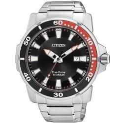 Citizen Herrenuhr Sport Titan Eco-Drive AW1221-51E