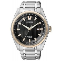 Citizen Herrenuhr Super Titanium Eco-Drive AW1244-56E