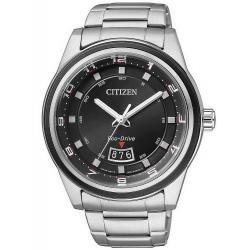 Citizen Herrenuhr Metropolitan Eco-Drive AW1274-63E