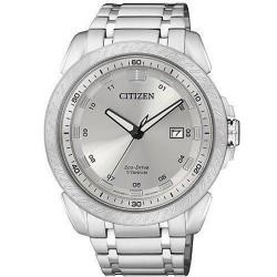 Citizen Herrenuhr Super Titanium Eco-Drive AW1330-56A