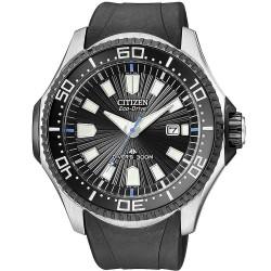 Citizen Herrenuhr Promaster Diver's Eco-Drive 300M BN0085-01E