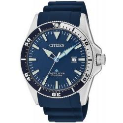 Citizen Herrenuhr Promaster Marine Diver's Eco-Drive 200M BN0100-34L