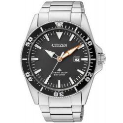Citizen Herrenuhr Promaster Marine Diver's Eco-Drive 200M BN0100-51E