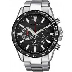 Citizen Herrenuhr Super Titanium Chrono Eco-Drive CA4444-82E
