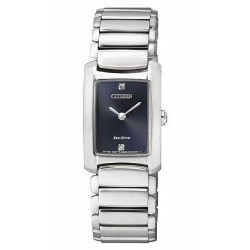 Citizen Damenuhr Elegant Eco-Drive EG2970-53L Diamanten