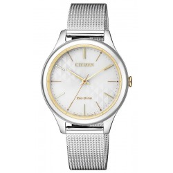 Citizen Damenuhr Lady Eco-Drive EM0504-81A