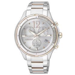 Kaufen Sie Citizen Damenuhr Elegant Chrono Eco-Drive FB1375-57A Diamanten