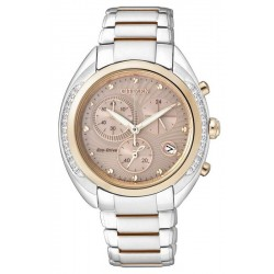 Kaufen Sie Citizen Damenuhr Chrono Eco-Drive FB1385-53W Diamanten